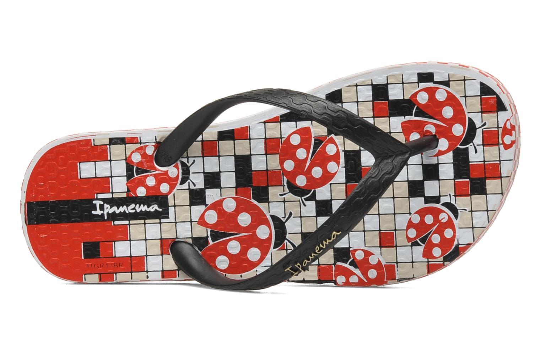 Slippers Ipanema Unique II k Zwart links