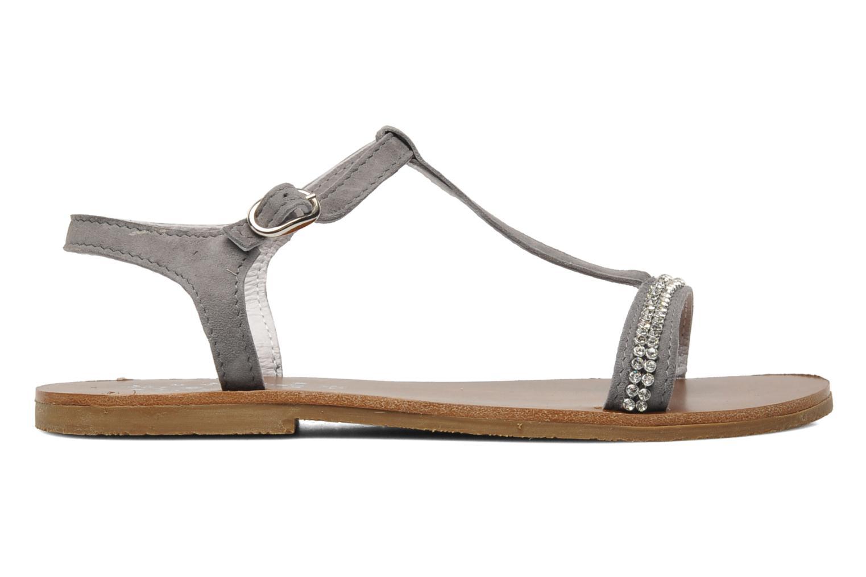 Sandales et nu-pieds Acebo's Mimosa Gris vue derrière