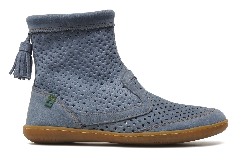 Boots en enkellaarsjes El Naturalista El Viajero N262 W Blauw achterkant