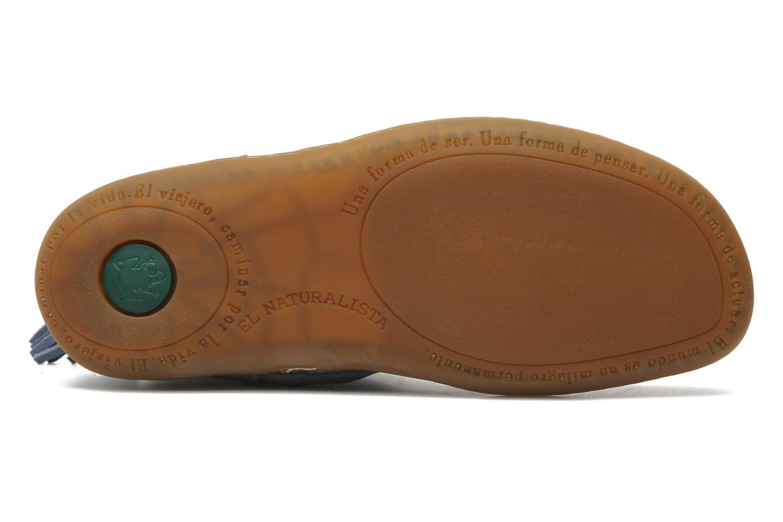 Bottines et boots El Naturalista El Viajero N262 W Bleu vue haut