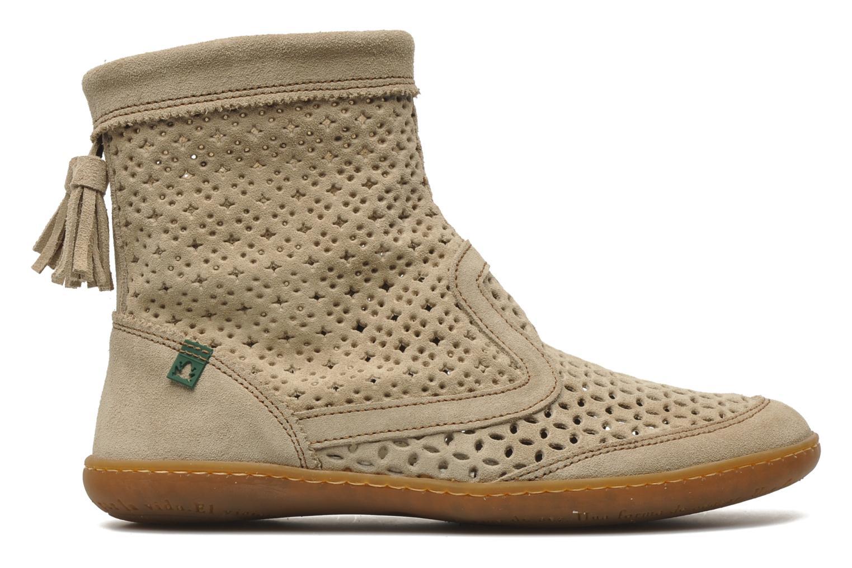 Boots en enkellaarsjes El Naturalista El Viajero N262 W Beige achterkant