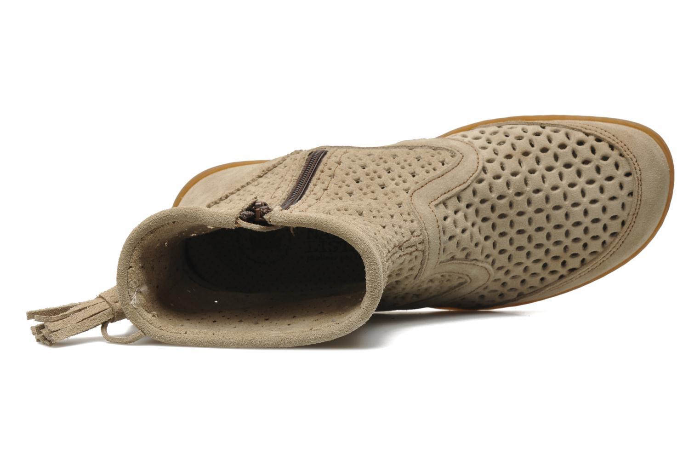 Boots en enkellaarsjes El Naturalista El Viajero N262 W Beige links