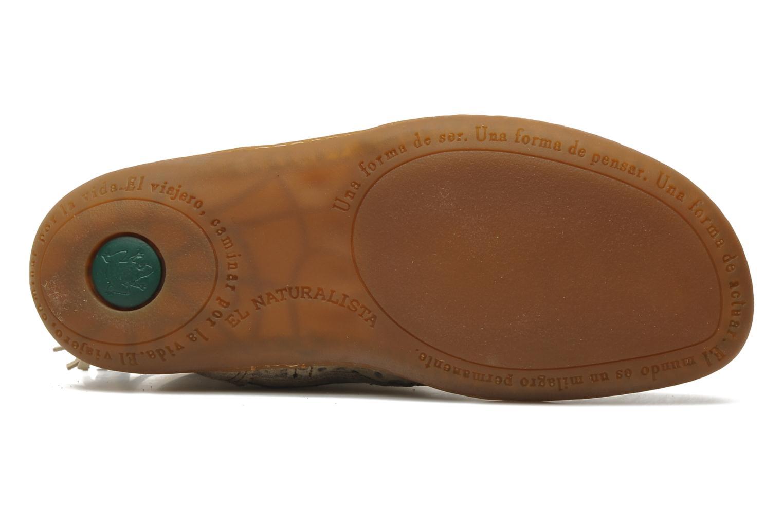 Boots en enkellaarsjes El Naturalista El Viajero N262 W Beige boven