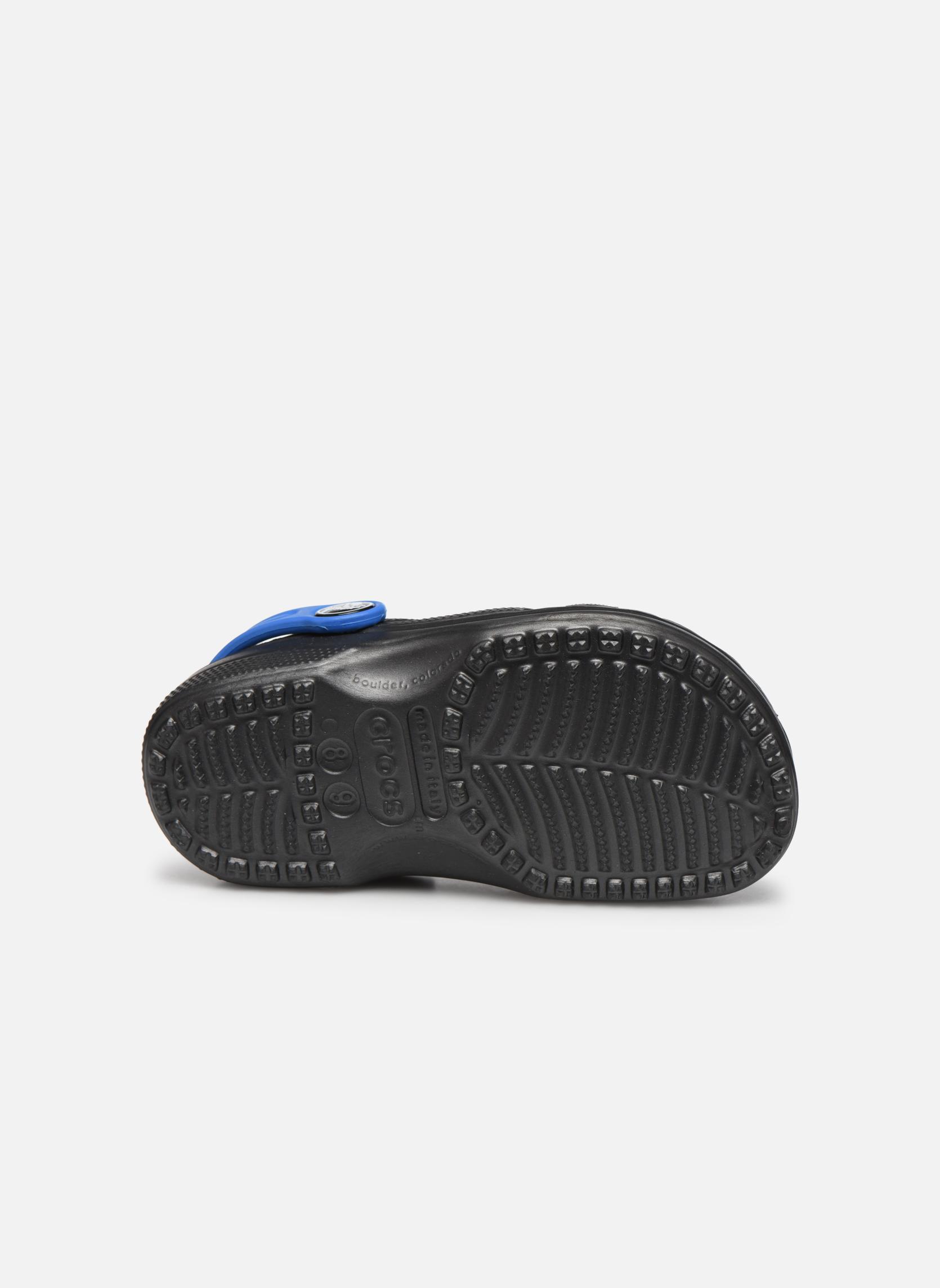 Sandalen Crocs Classic Kids Power Pack grau ansicht von oben