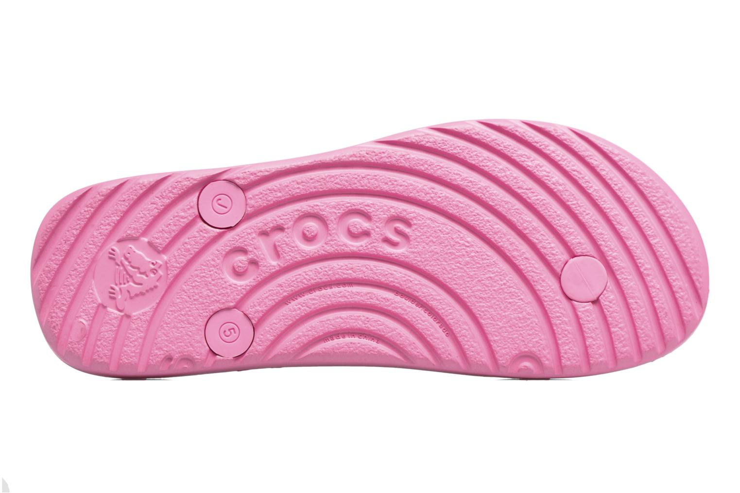 Slippers Crocs Chawaii Kids Flip Roze boven