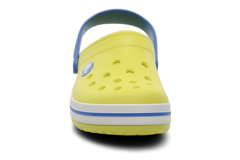 Sandalen Crocs Crocband Kids Power Pack Groen model