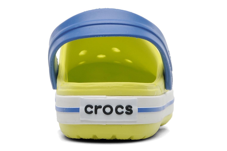 Sandalen Crocs Crocband Kids Power Pack Groen rechts