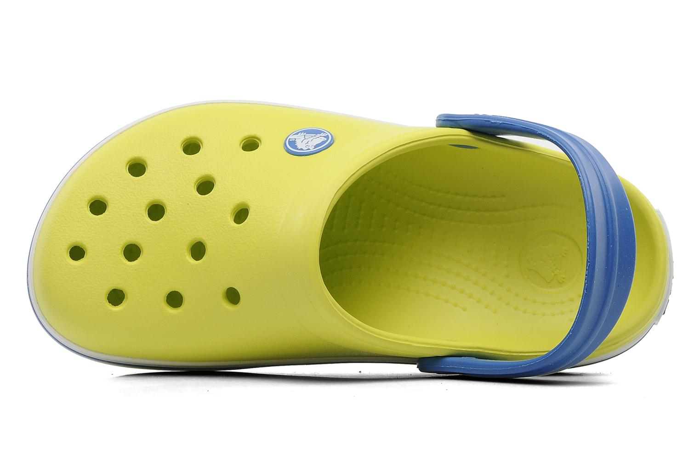 Sandalen Crocs Crocband Kids Power Pack Groen links
