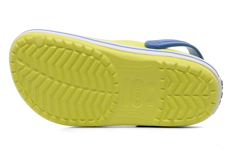 Sandalen Crocs Crocband Kids Power Pack Groen boven