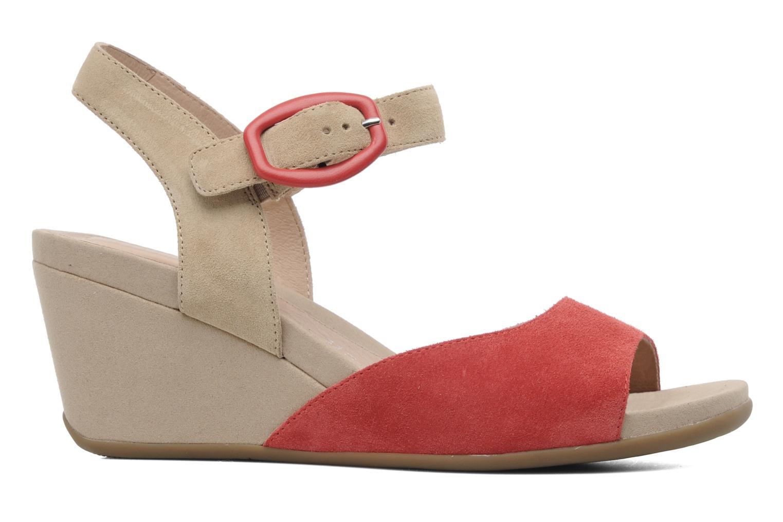 Sandales et nu-pieds Stonefly Athena 29 Rouge vue derrière