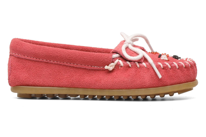 Loafers Minnetonka Thunderbird II Moc G Pink se bagfra