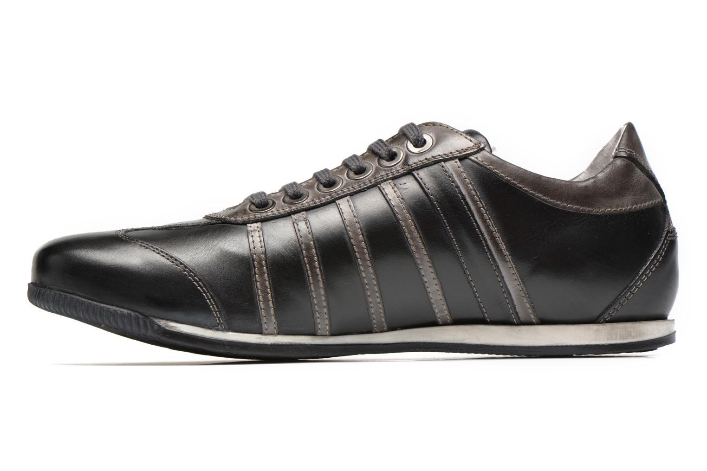 Sneaker Marvin&Co Nikina schwarz ansicht von vorne