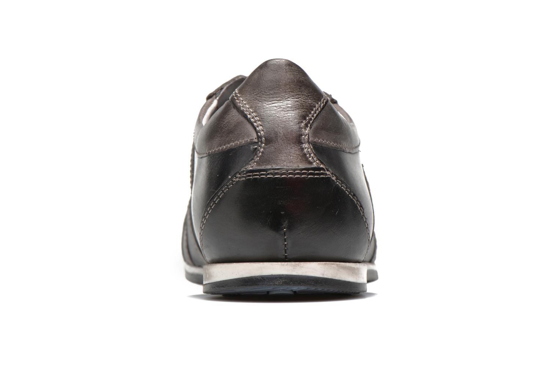 Sneaker Marvin&Co Nikina schwarz ansicht von rechts