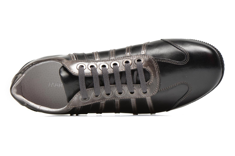 Sneaker Marvin&Co Nikina schwarz ansicht von links