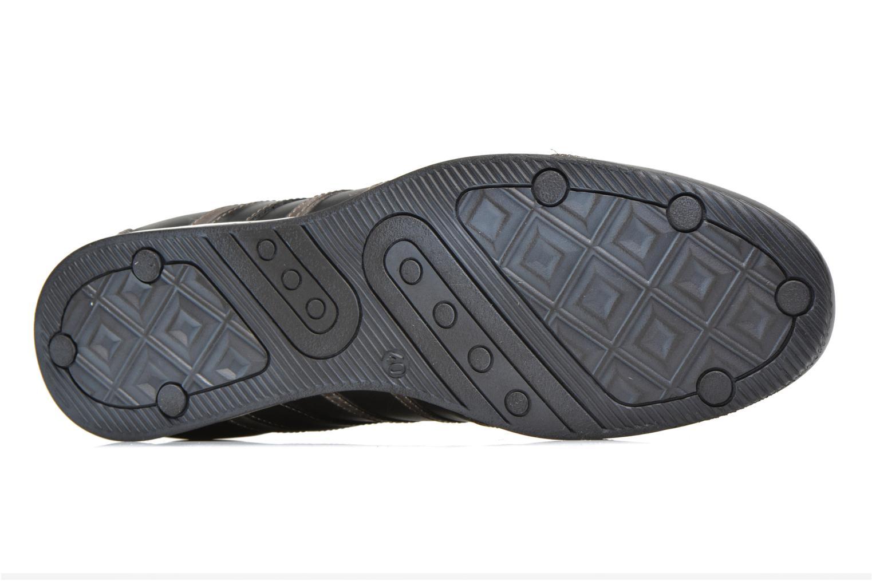 Sneaker Marvin&Co Nikina schwarz ansicht von oben