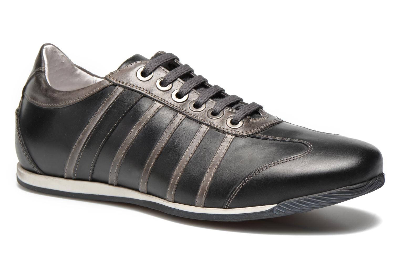 Sneakers Marvin&Co Nikina Zwart detail