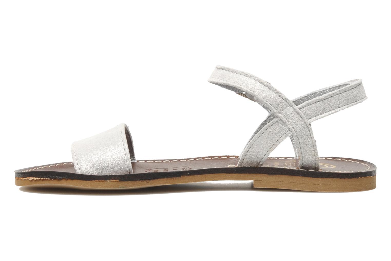 Sandalen Natik Actum Zilver voorkant