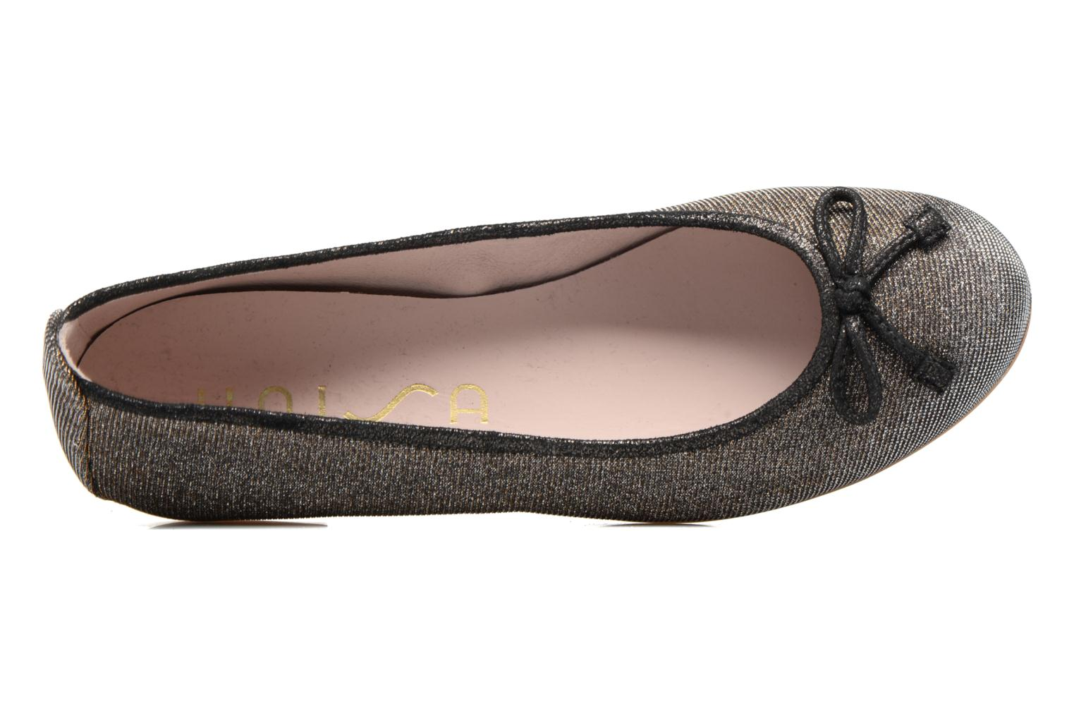 Ballet pumps Unisa Acor Grey view from the left