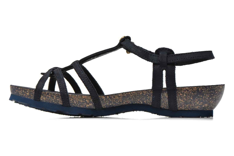 Sandalen Panama Jack Dori Blauw voorkant