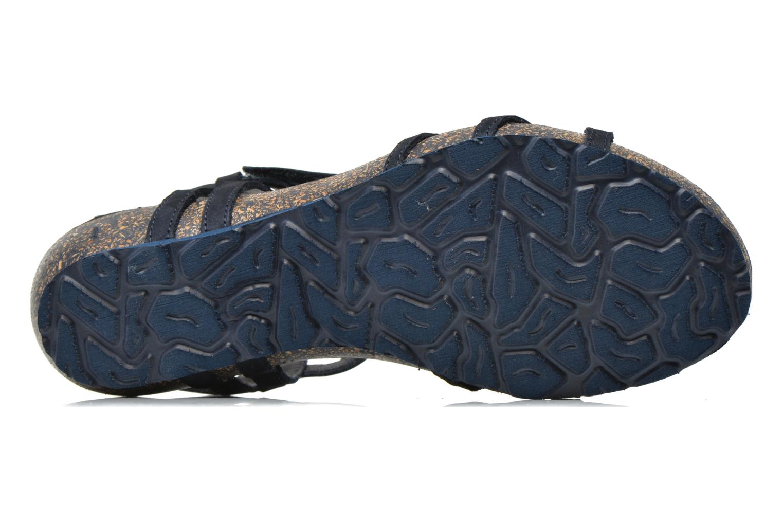 Sandalen Panama Jack Dori Blauw boven