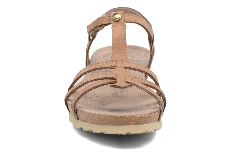 Sandals Panama Jack Dori Brown model view