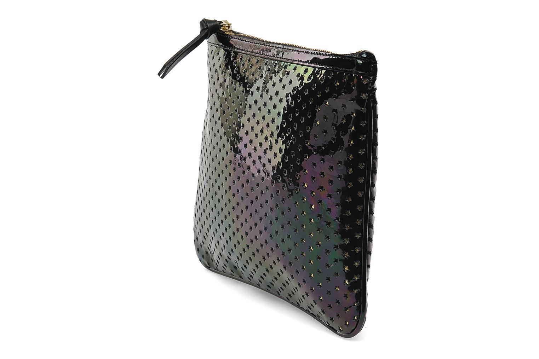 Mini Bags Sonia Rykiel CLAUDE Pochette schwarz schuhe getragen