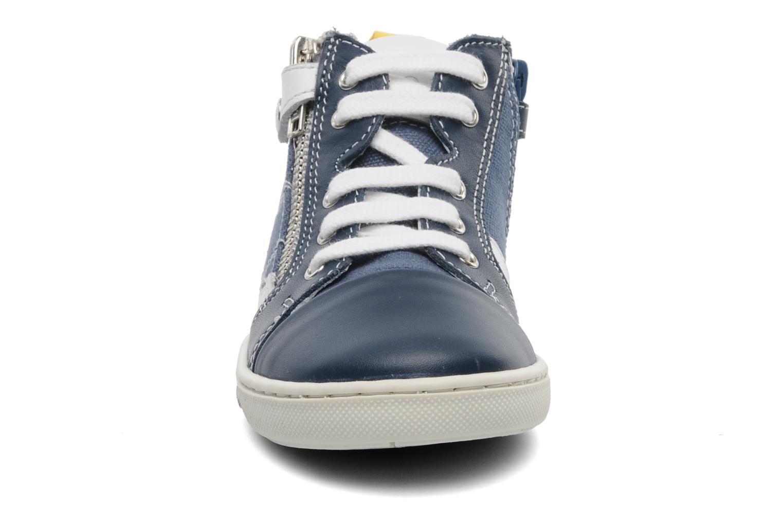 Baskets Chicco CELESTINO Bleu vue portées chaussures