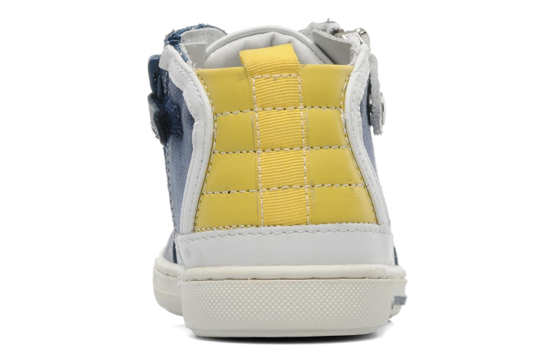 Baskets Chicco CELESTINO Bleu vue droite