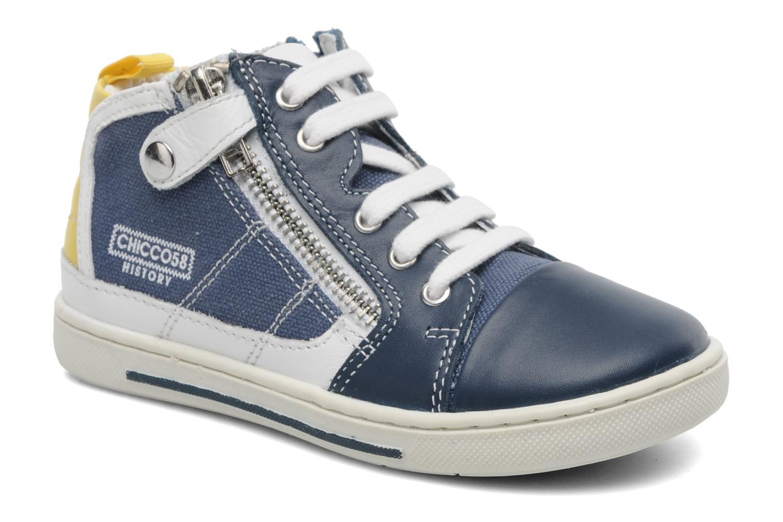 Baskets Chicco CELESTINO Bleu vue détail/paire