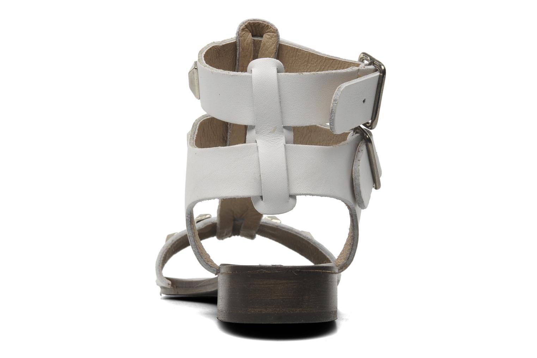 Sandales et nu-pieds Steve Madden PERFECK Blanc vue droite