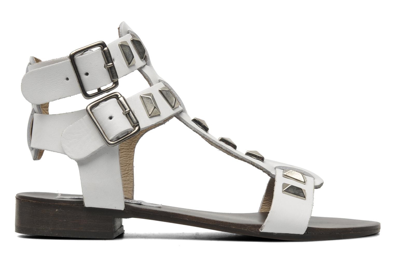 Sandales et nu-pieds Steve Madden PERFECK Blanc vue derrière