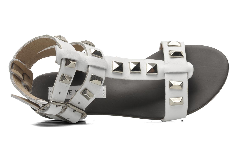 Sandales et nu-pieds Steve Madden PERFECK Blanc vue gauche