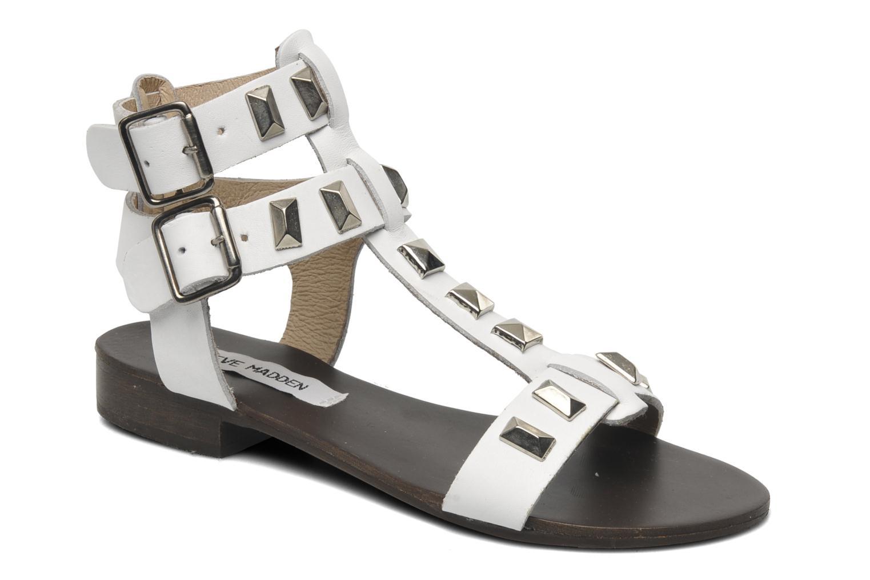 Sandales et nu-pieds Steve Madden PERFECK Blanc vue détail/paire