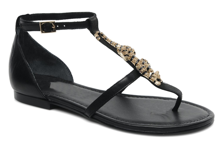Sandalen Buffalo Bounia schwarz detaillierte ansicht/modell