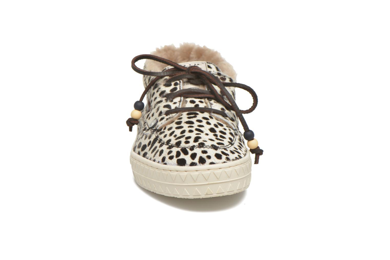 Snøresko Dolfie Dylan W Beige se skoene på