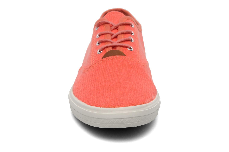Sneaker Vagabond Dillia 3740-180 orange schuhe getragen