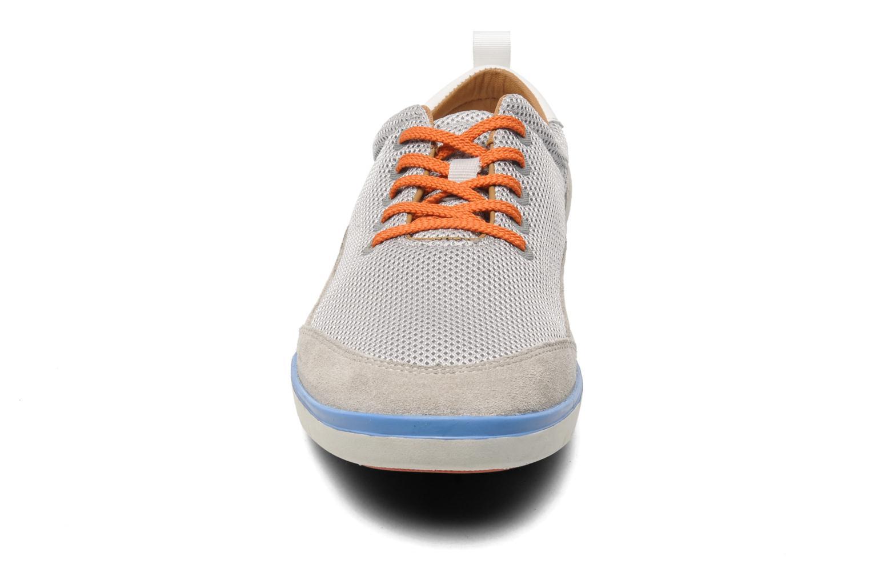 Sneaker Vagabond Carter 3787-049 grau schuhe getragen