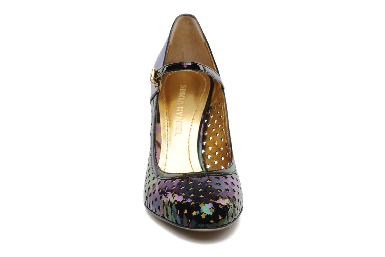 Escarpins Sonia Rykiel Somptueuse Noir vue portées chaussures