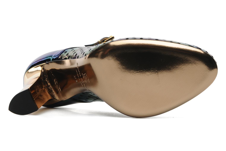 Somptueuse Chevreau Vernis Noir