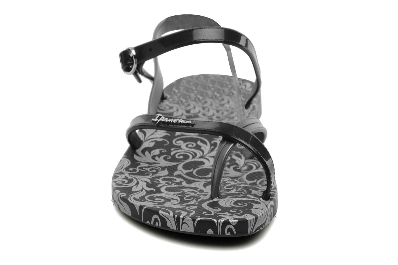 Sandalen Ipanema Fashion Sandal FEM schwarz schuhe getragen