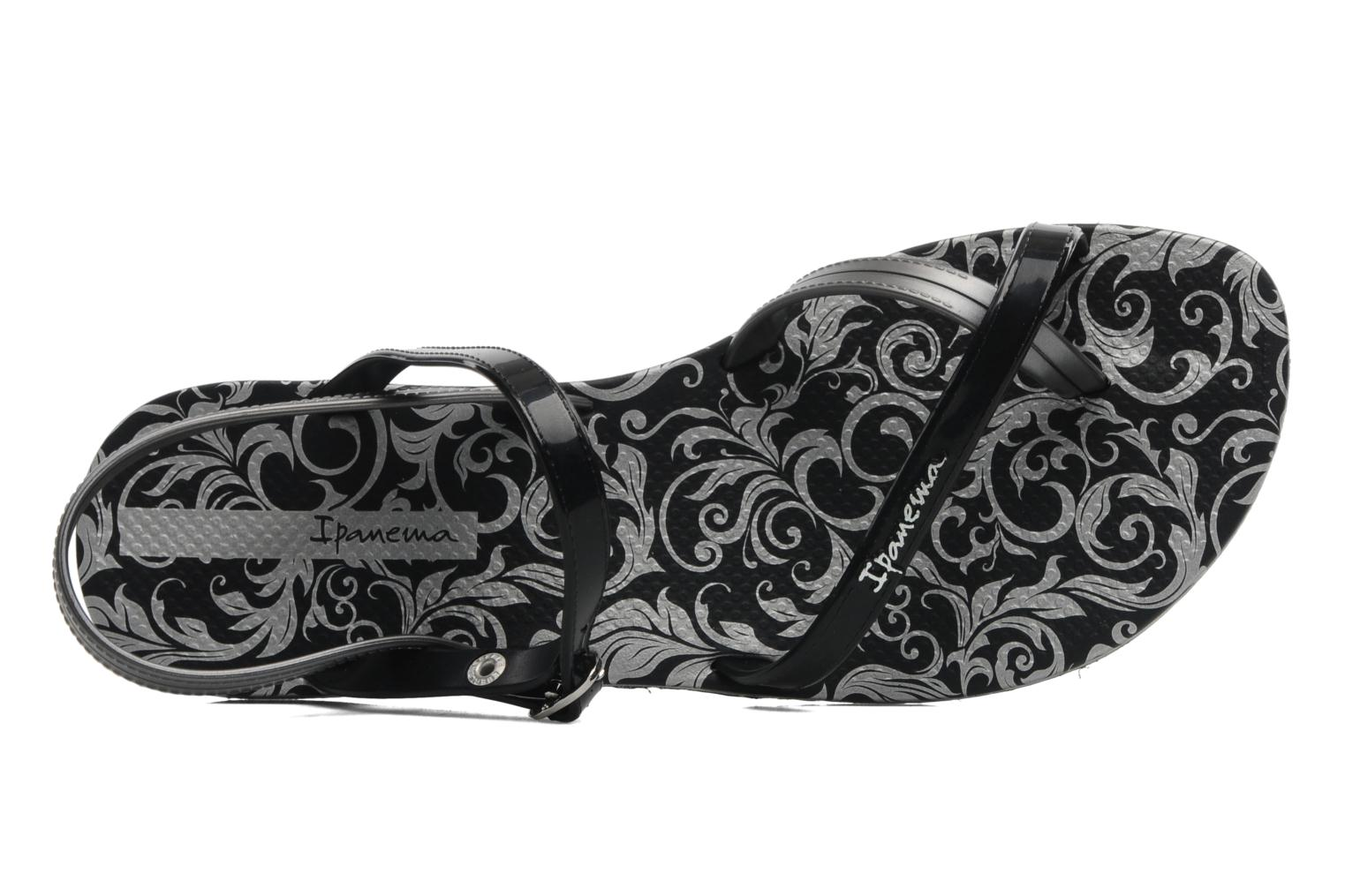 Fashion Sandal FEM Black/silver
