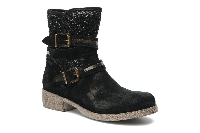 Zapatos promocionales Méliné Coton (Negro) - Botines    Gran descuento