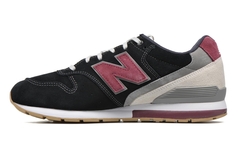 Sneakers New Balance MRL996 Sort se forfra