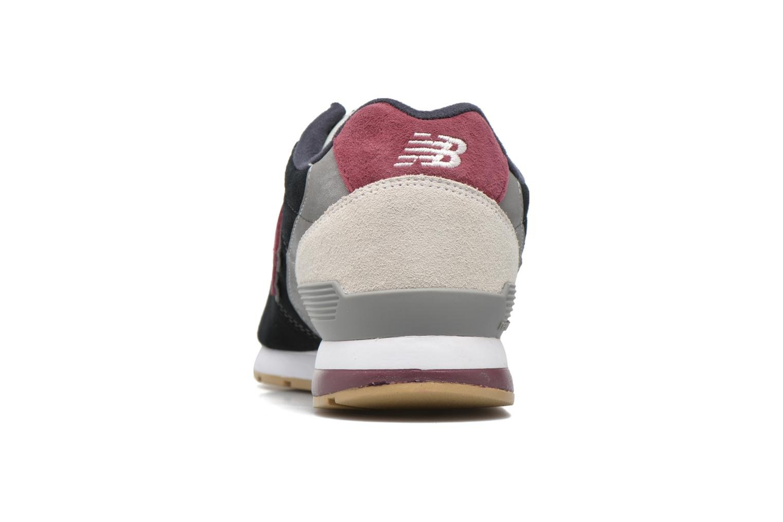 Sneaker New Balance MRL996 schwarz ansicht von rechts