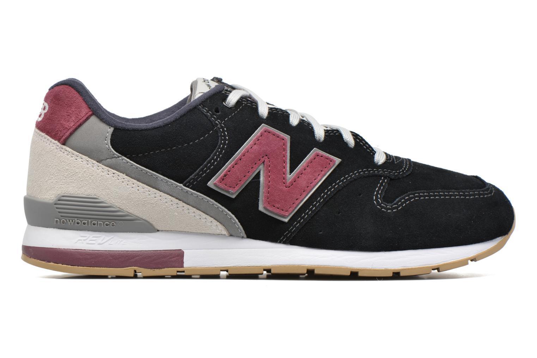 Sneakers New Balance MRL996 Sort se bagfra