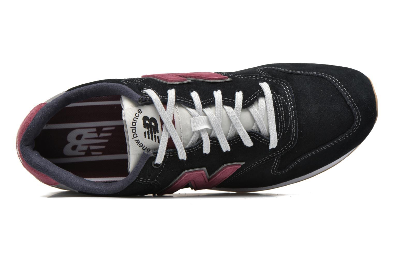 Sneaker New Balance MRL996 schwarz ansicht von links