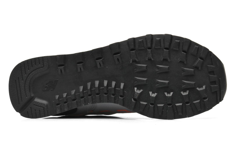 Sneakers New Balance WL574 Grijs boven