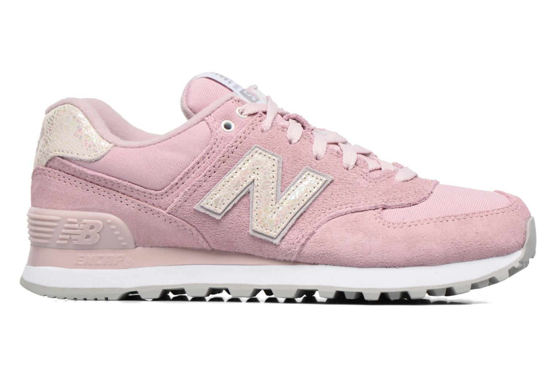 Sneakers New Balance WL574 Roze achterkant