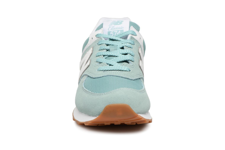 Zapatos promocionales New Balance WL574 (Azul) - Deportivas   Los últimos zapatos de descuento para hombres y mujeres