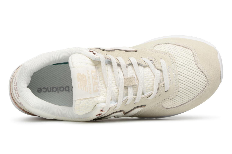 Sneakers New Balance WL574 Beige links